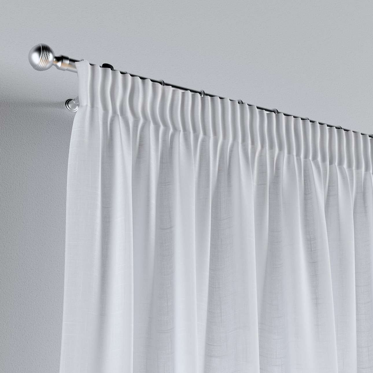 Pencil pleat curtains in collection Sweet Secret, fabric: 128-77