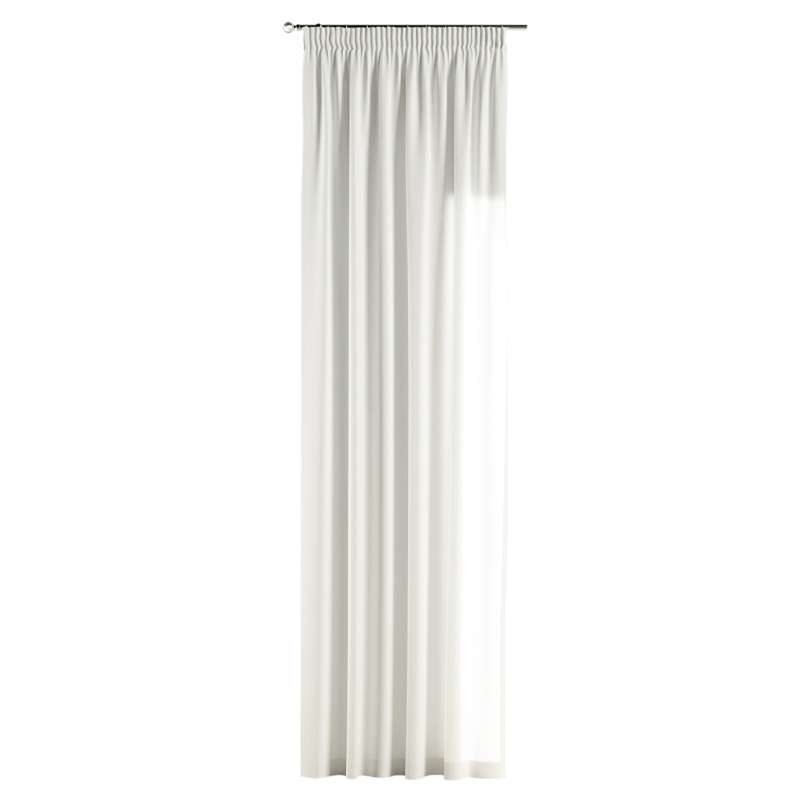 Pencil pleat curtains in collection Cotton Story, fabric: 702-34