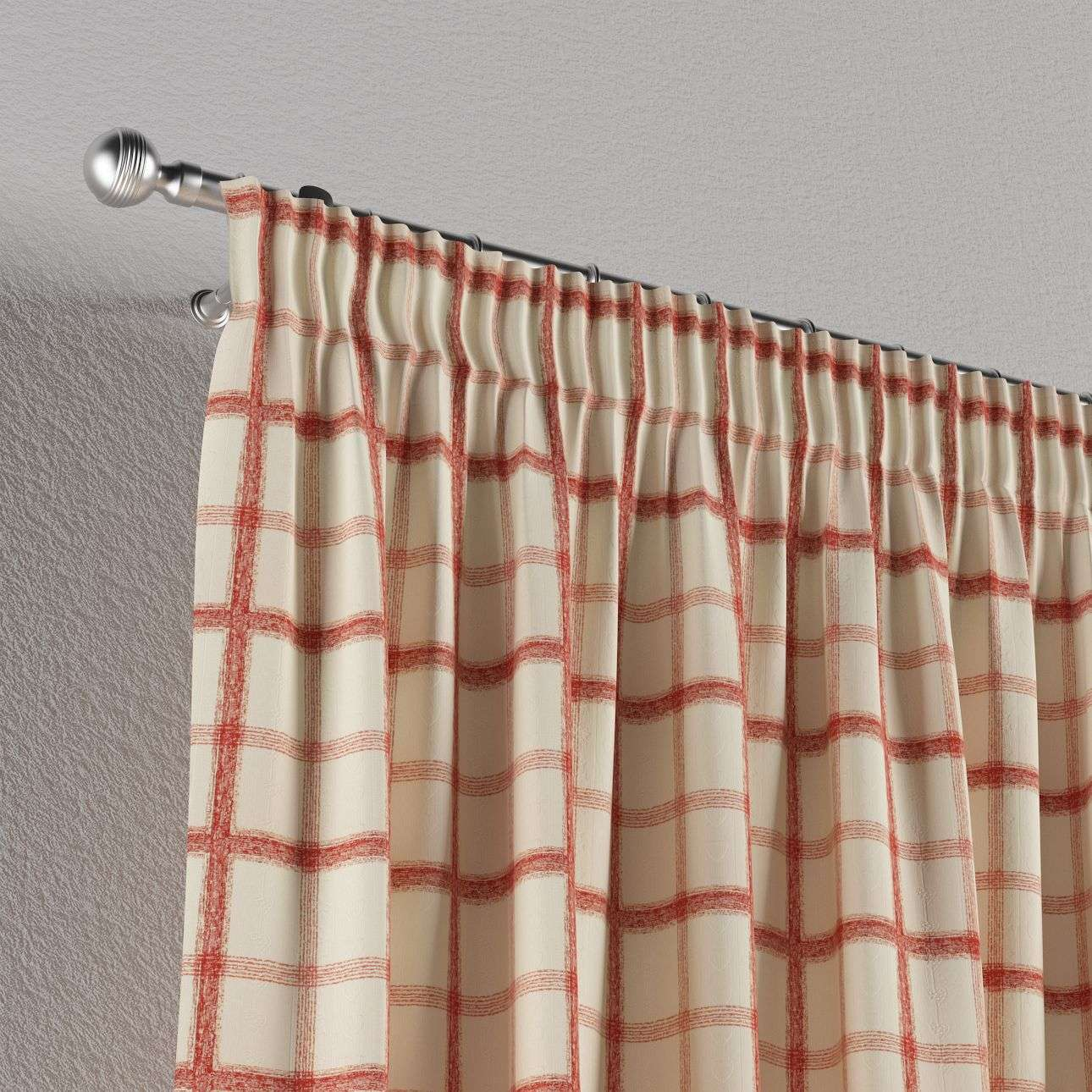 Függöny ráncolóval a kollekcióból Avinon Lakástextil, Dekoranyag: 131-15