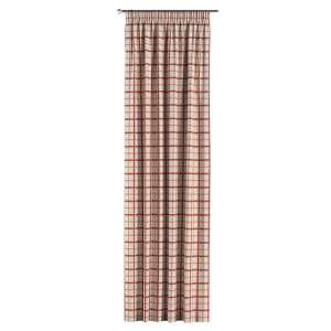 Vorhang mit Kräuselband 130 x 260 cm von der Kollektion Avinon, Stoff: 131-15