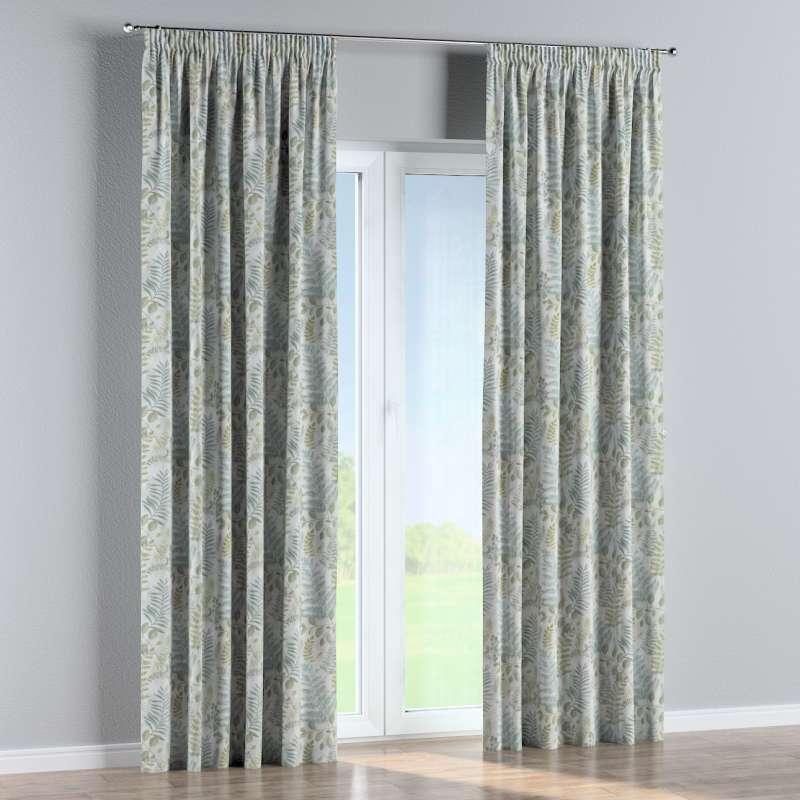 Függöny ráncolóval a kollekcióból Pastel Forest Lakástextil, Dekoranyag: 142-46