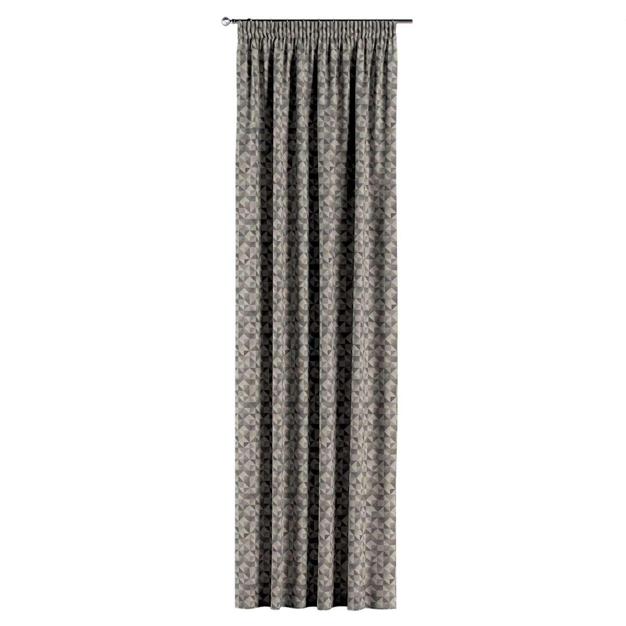 Záves na riasiacej páske V kolekcii Výpredaj, tkanina: 142-84