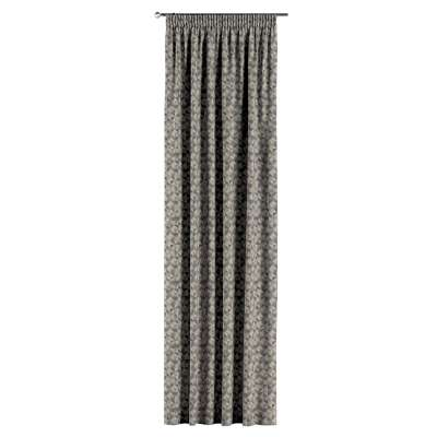 Gardin med rynkebånd 1 stk. fra kolleksjonen Retro Glam, Stoffets bredde: 142-84