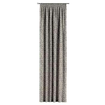 Závěs s řasící páskou v kolekci Retro Glam, látka: 142-85