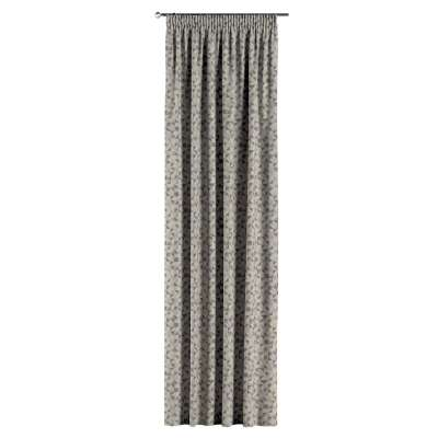 Gardin med rynkebånd 1 stk. fra kolleksjonen Retro Glam, Stoffets bredde: 142-85