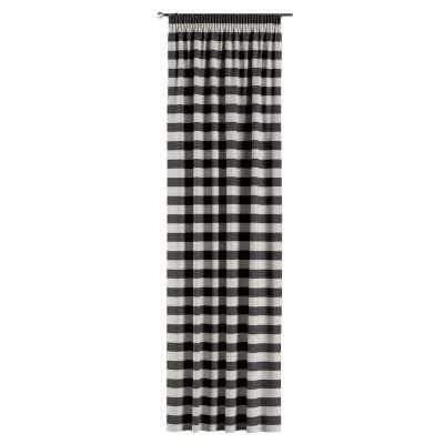 Záves na riasiacej páske V kolekcii Quadro, tkanina: 142-72