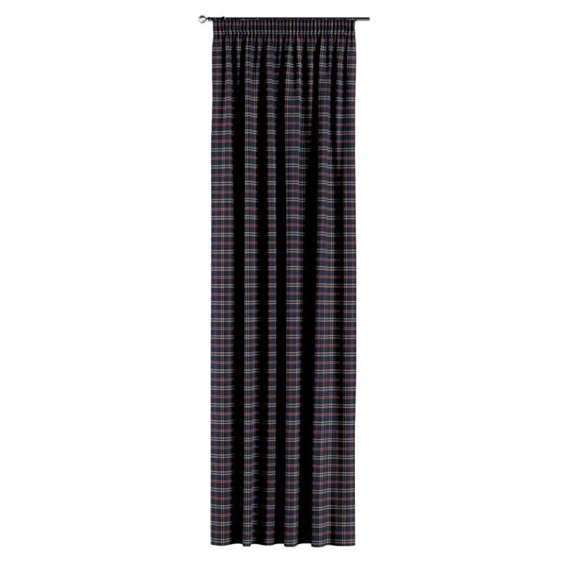 Vorhang mit Kräuselband von der Kollektion Bristol, Stoff: 142-68