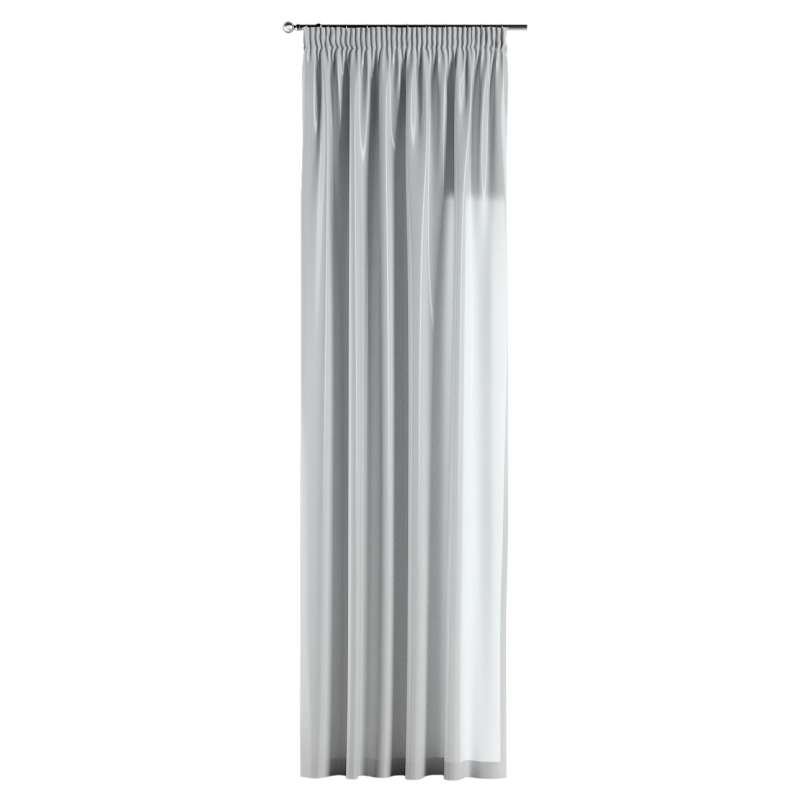 Pencil pleat curtains in collection Christmas, fabric: 141-77