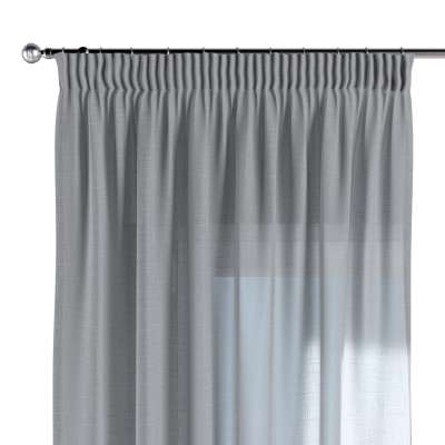 Pencil pleat curtains in collection Romantica, fabric: 142-90