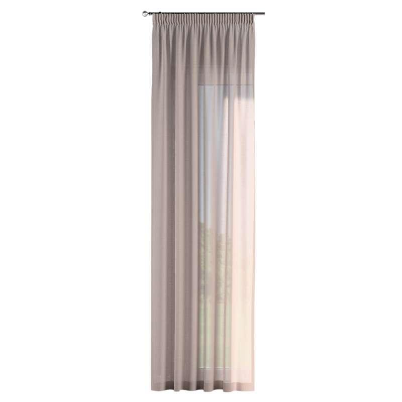 Függöny ráncolóval a kollekcióból Romantica Lakástextil, Dekoranyag: 142-89