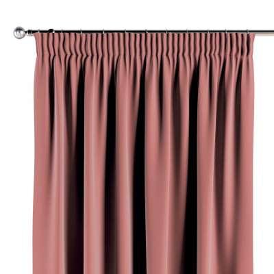 Pencil pleat curtains 704-30 Collection Posh Velvet