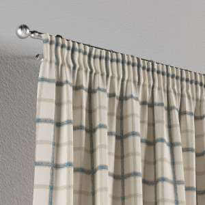 Pencil pleat curtains 130 x 260 cm (51 x 102 inch) in collection Avinon, fabric: 131-66