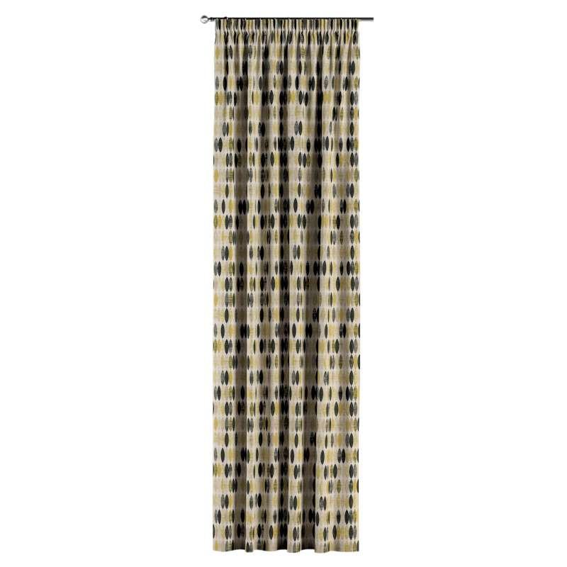 Gardin med rynkebånd 1 stk. fra kollektionen Modern, Stof: 142-99