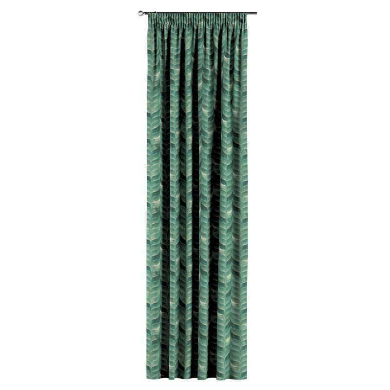 Gardin med rynkebånd 1 stk. fra kolleksjonen Abigail, Stoffets bredde: 143-16
