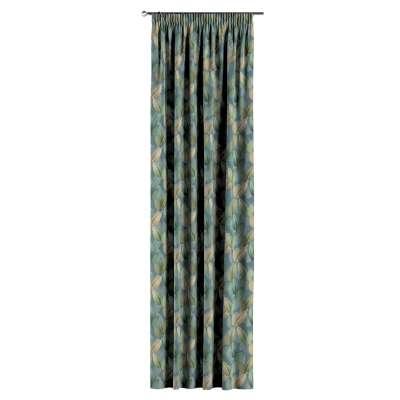 Zasłona na taśmie marszczącej 1 szt. w kolekcji Abigail, tkanina: 143-20