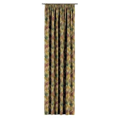Vorhang mit Kräuselband von der Kollektion Abigail, Stoff: 143-22