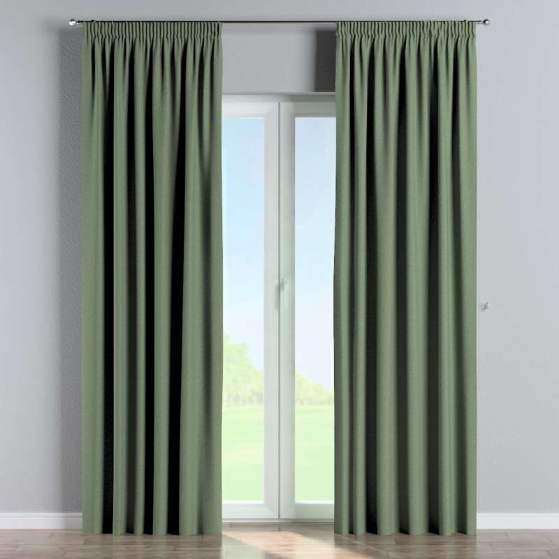 Pencil pleat curtains in collection Amsterdam, fabric: 704-44