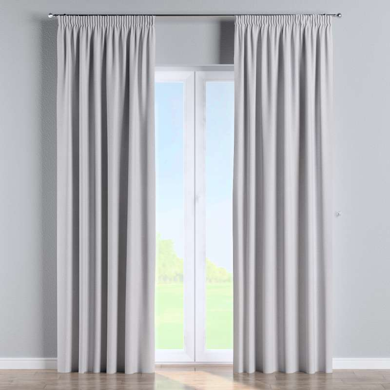 Pencil pleat curtains in collection Amsterdam, fabric: 704-45