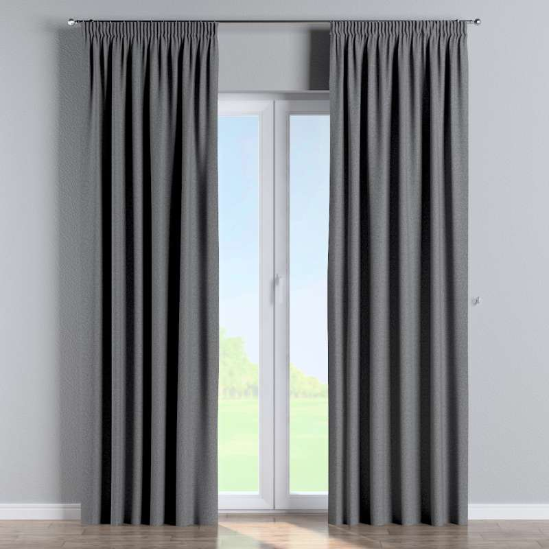 Pencil pleat curtain in collection Amsterdam, fabric: 704-47