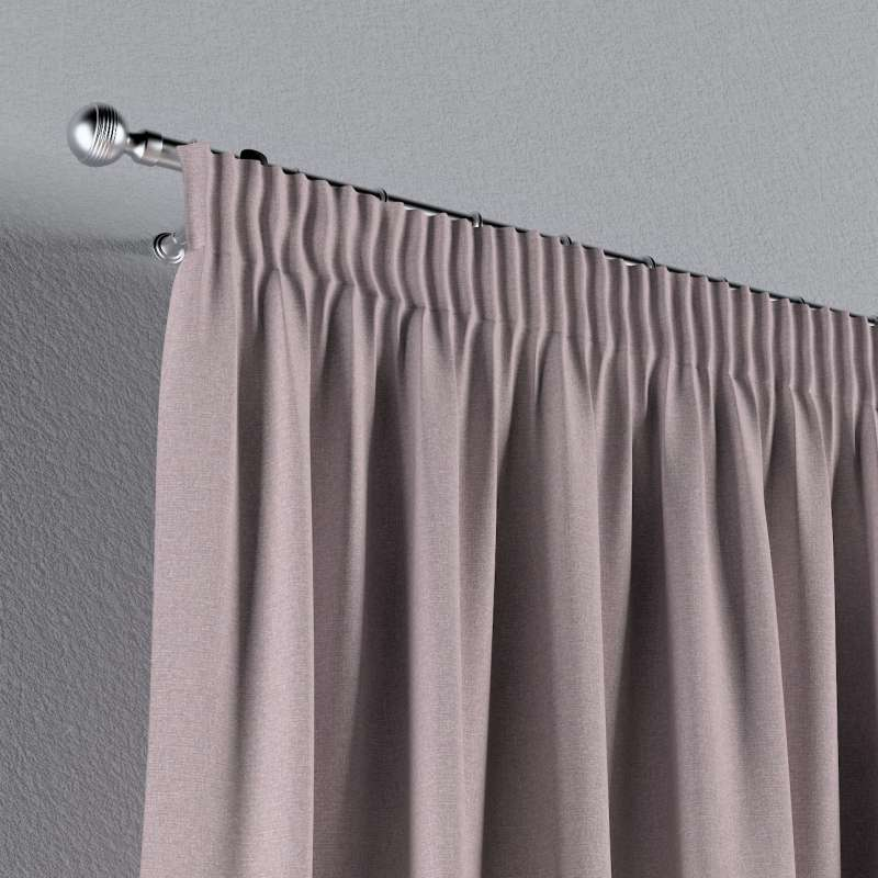 Pencil pleat curtain in collection Amsterdam, fabric: 704-51