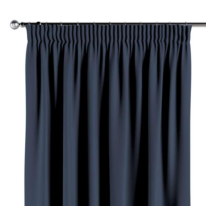 Vorhang mit Kräuselband von der Kollektion Blackout (verdunkelnd), Stoff: 269-16