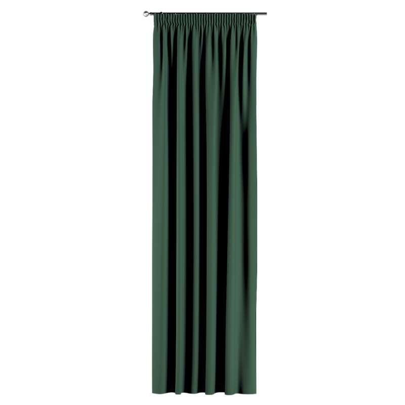 Vorhang mit Kräuselband von der Kollektion Blackout (verdunkelnd), Stoff: 269-18