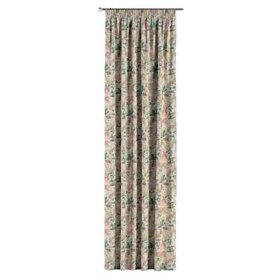 Záves na riasiacej páske V kolekcii Londres, tkanina: 143-41