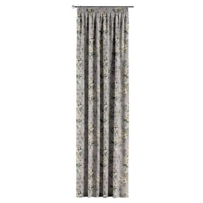 Gardin med rynkebånd 1 stk. fra kolleksjonen Londres , Stoffets bredde: 143-36