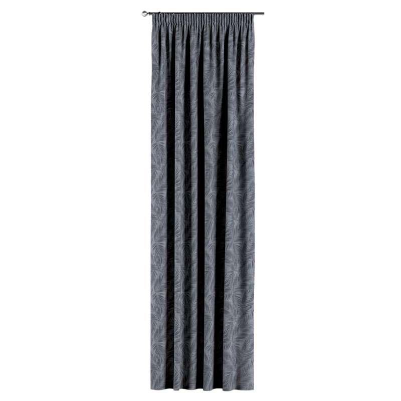 Záves na riasiacej páske V kolekcii Venice, tkanina: 143-53