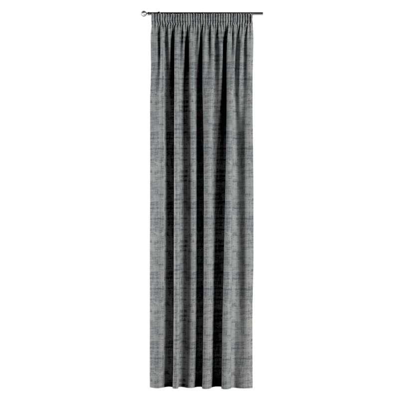 Vorhang mit Kräuselband von der Kollektion Velvet, Stoff: 704-32