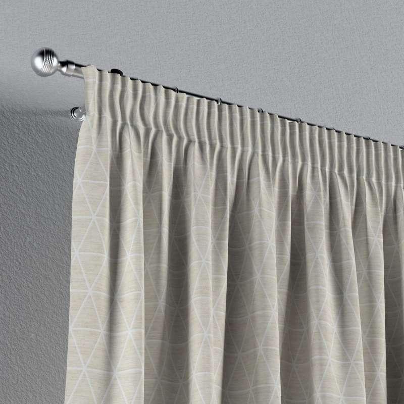 Függöny ráncolóval a kollekcióból Sunny, Dekoranyag: 143-49