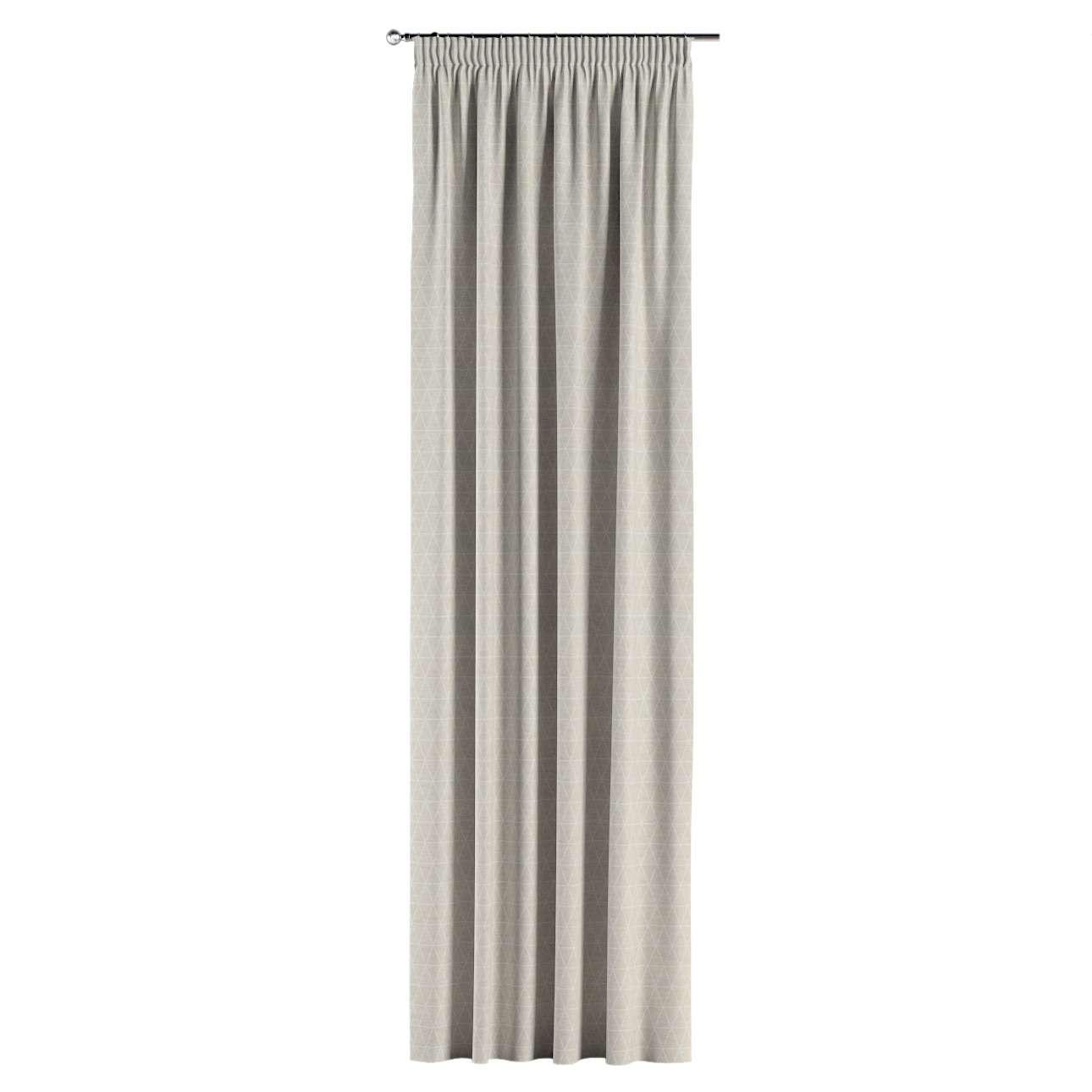 Záves na riasiacej páske V kolekcii Sunny, tkanina: 143-49