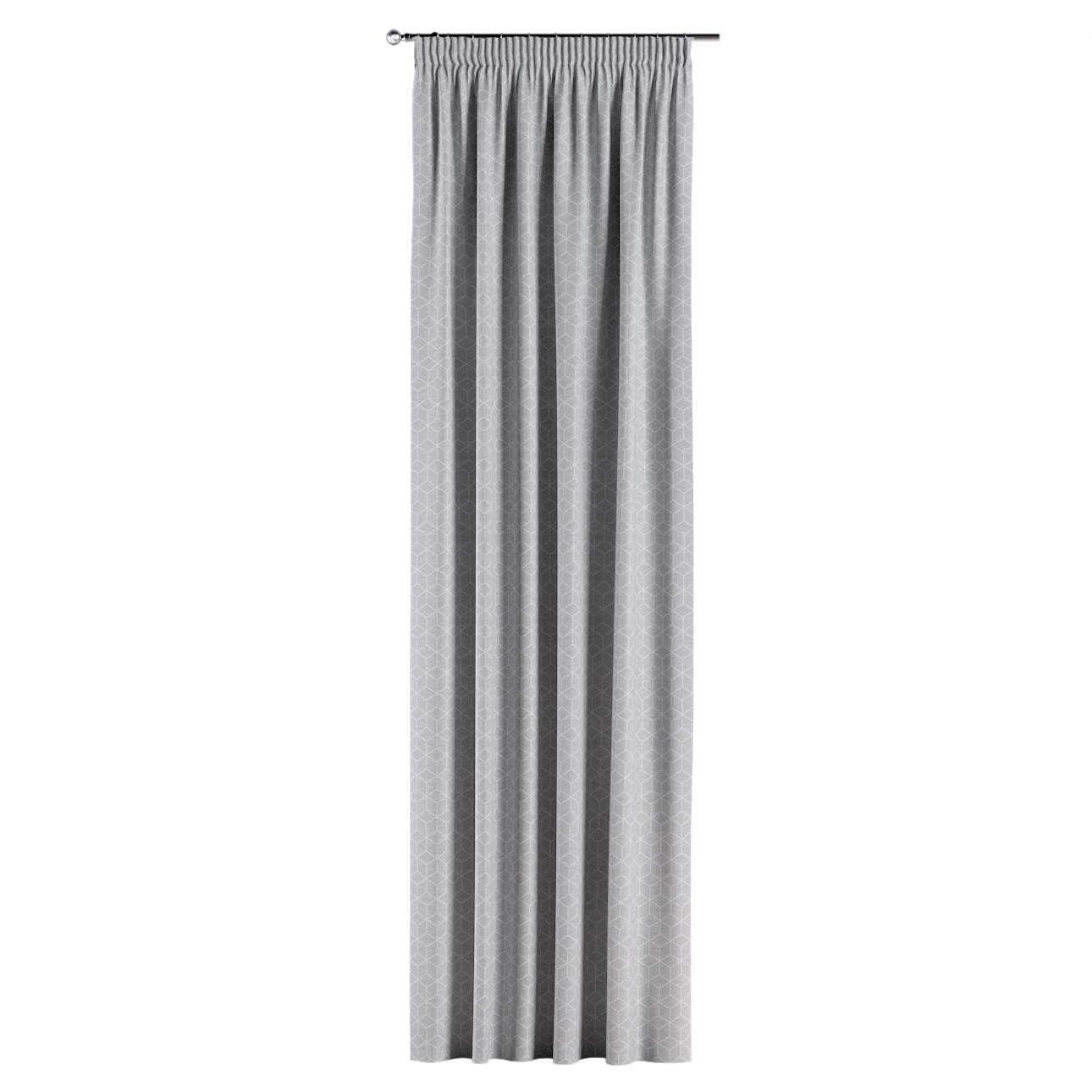 Záves na riasiacej páske V kolekcii Sunny, tkanina: 143-50