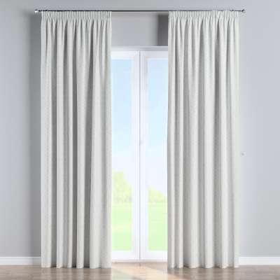 Vorhang mit Kräuselband 143-51 weiß Kollektion Sunny
