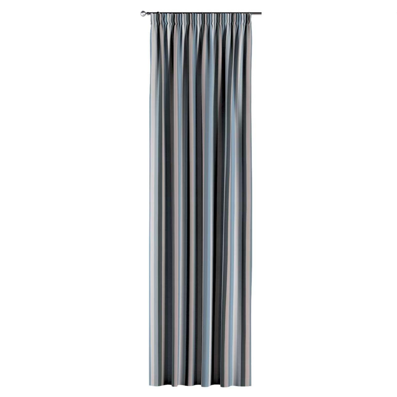 Gardin med rynkebånd 1 stk. fra kollektionen Vintage 70's, Stof: 143-57
