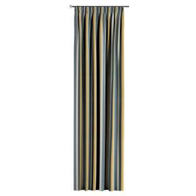 Gardin med rynkebånd 1 stk. fra kollektionen Vintage 70's, Stof: 143-59