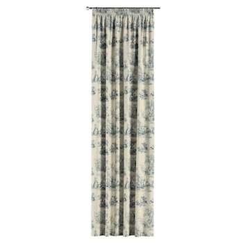 Záves na riasiacej páske 130 x 260 cm V kolekcii Avinon, tkanina: 132-66