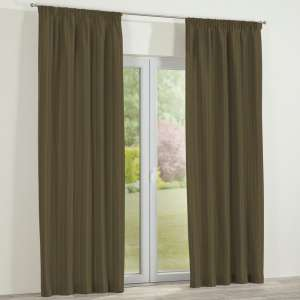 Pencil pleat curtains 130 x 260 cm (51 x 102 inch) in collection SALE, fabric: 411-53