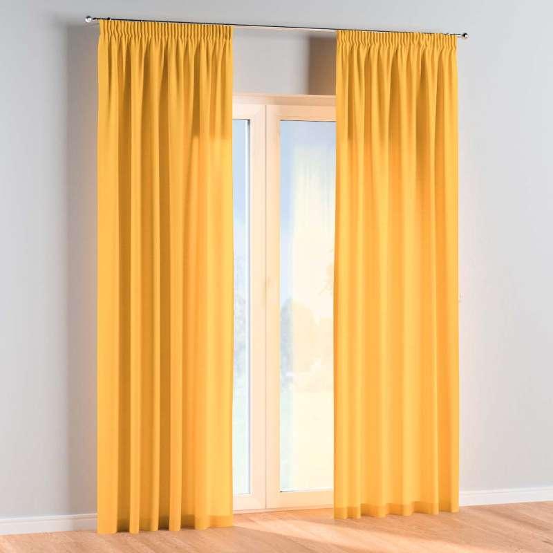 Vorhang mit Kräuselband 1 Stck. von der Kollektion Happiness, Stoff: 133-40