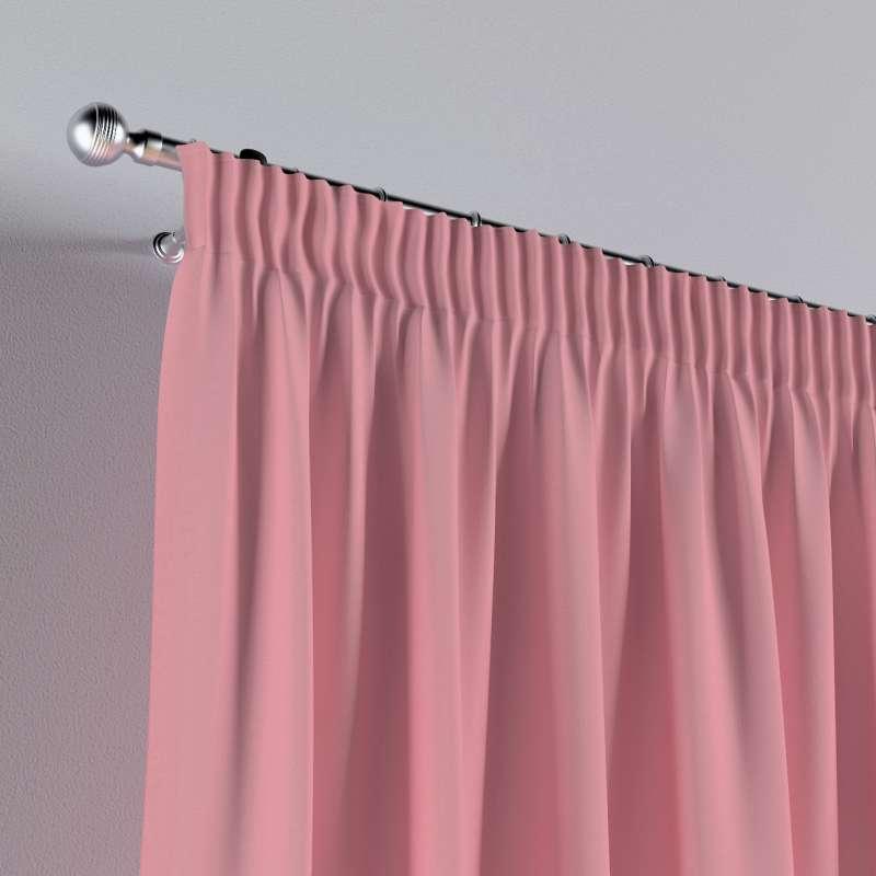 Vorhang mit Kräuselband 1 Stck. von der Kollektion Happiness, Stoff: 133-62