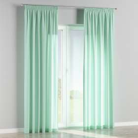 Pencil pleat curtain