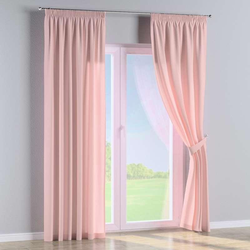 Függöny ráncolóval a kollekcióból Loneta Lakástextil, Dekoranyag: 133-39
