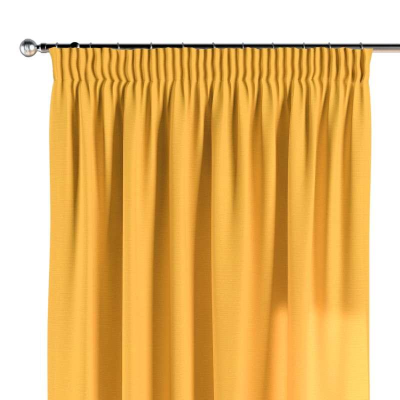 Függöny ráncolóval a kollekcióból Loneta Lakástextil, Dekoranyag: 133-40