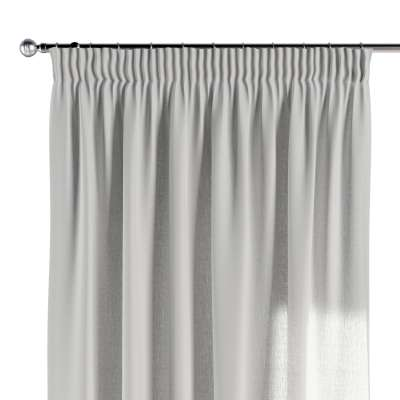 Pencil pleat curtains 159-06 warm white Collection Nature