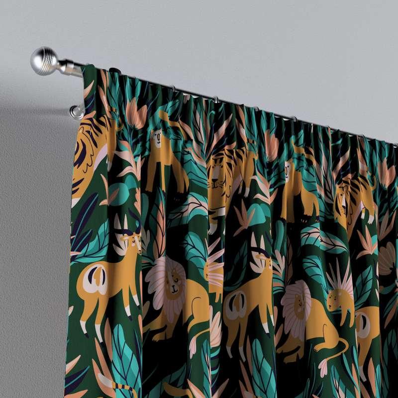 Vorhang mit Kräuselband 1 Stck. von der Kollektion Magic Collection, Stoff: 500-42