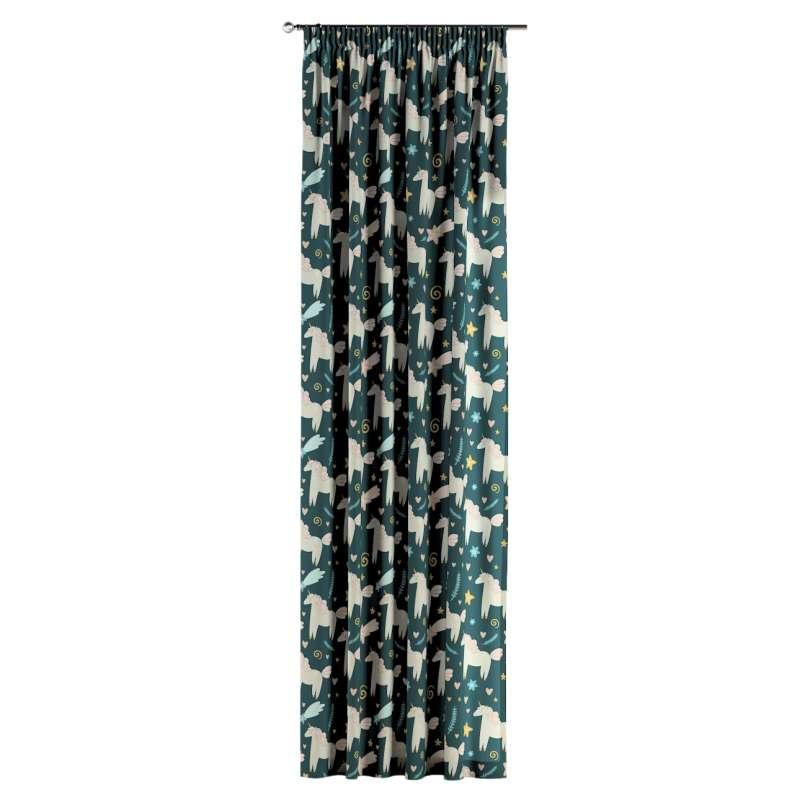 Pieštukinio klostavimo užuolaidos 1vnt. kolekcijoje Magic Collection, audinys: 500-43