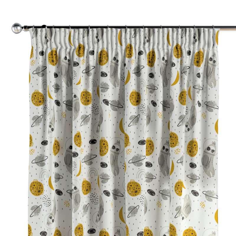 Vorhang mit Kräuselband 1 Stck. von der Kollektion Magic Collection, Stoff: 500-44