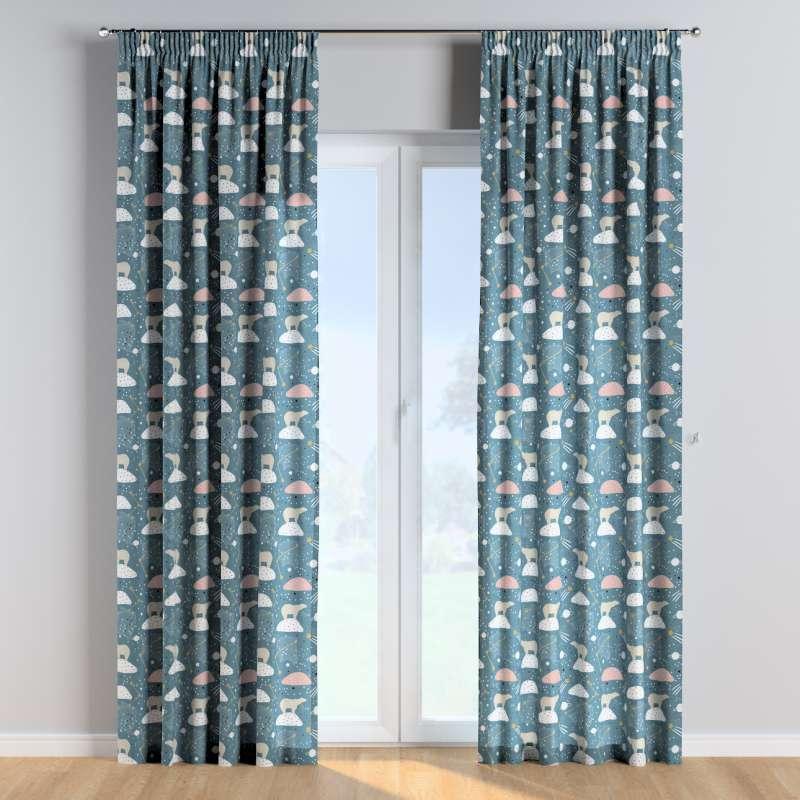 Vorhang mit Kräuselband 1 Stck. von der Kollektion Magic Collection, Stoff: 500-45