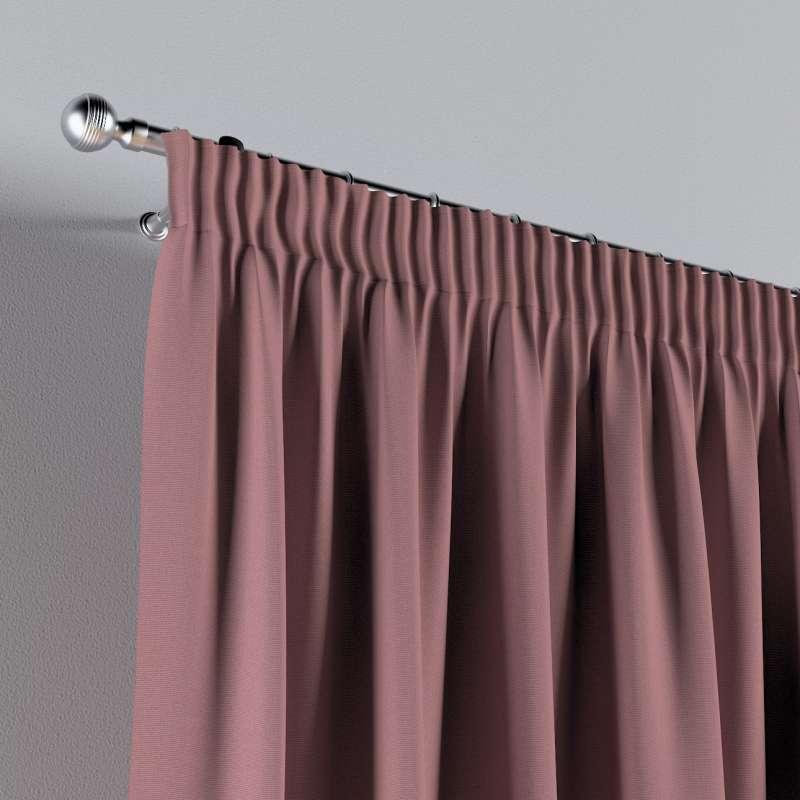 Vorhang mit Kräuselband 1 Stck. von der Kollektion Cotton Story, Stoff: 702-43