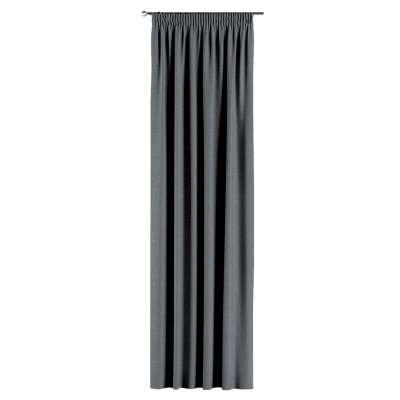 Vorhang mit Kräuselband von der Kollektion City, Stoff: 704-86